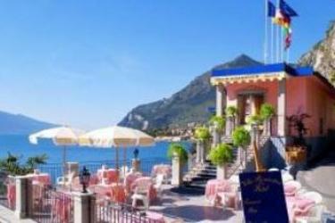 Hotel Villa Romantica: Giardino LAGO DI GARDA