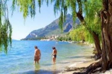 Hotel Villa Romantica: Scalinata LAGO DI GARDA