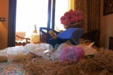 Hotel Villa Madrina: Giardino LAGO DI GARDA