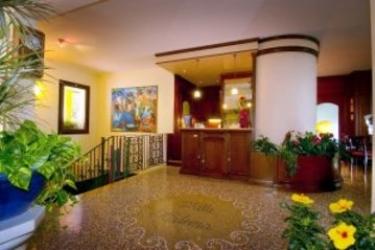 Hotel Villa Madrina: Scrivania LAGO DI GARDA