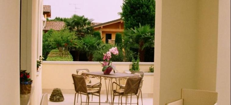 Hotel Mauro: Balcone LAGO DI GARDA