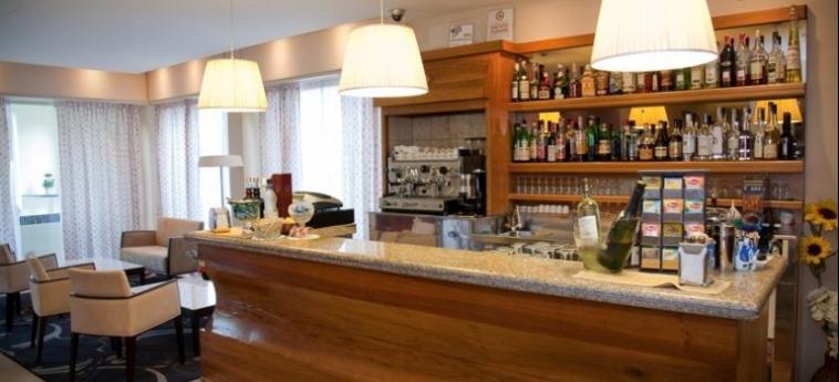 Hotel Mauro: Bar LAGO DI GARDA