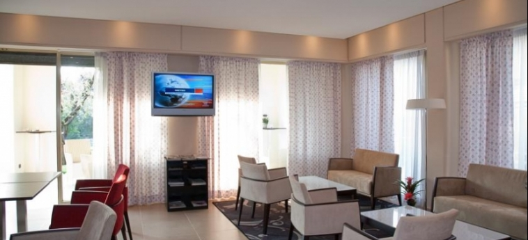 Hotel Mauro: Lobby LAGO DI GARDA