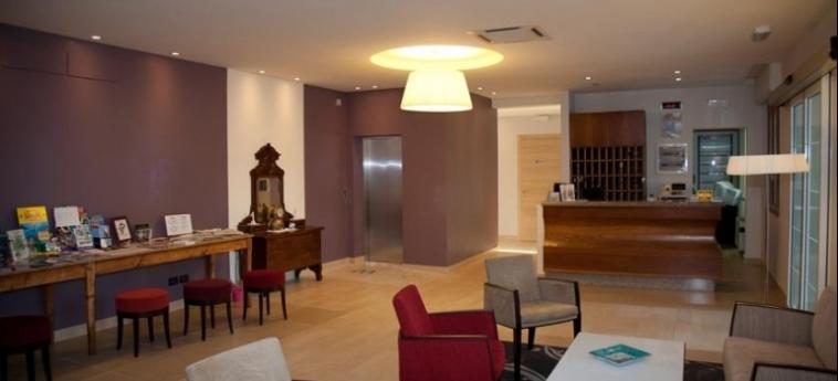 Hotel Mauro: Reception LAGO DI GARDA