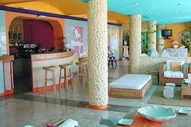 Hotel Aqua Meia Praia: Bar LAGOS - ALGARVE