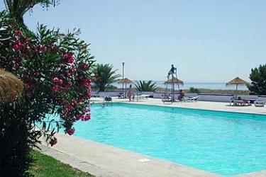 Hotel Aqua Meia Praia: Outdoor Swimmingpool LAGOS - ALGARVE
