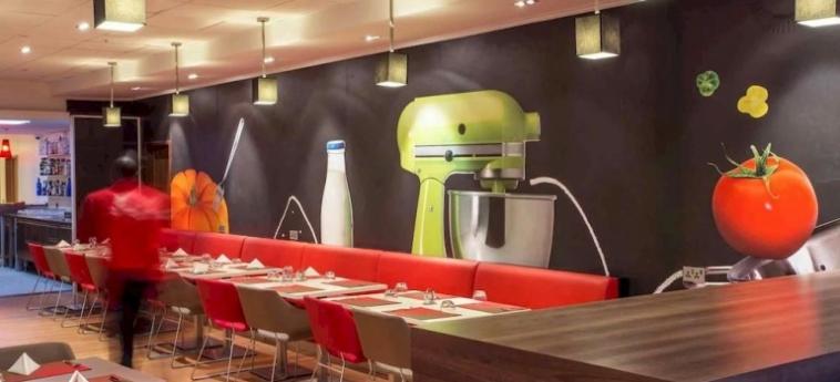 Hotel Ibis Lagos Ikeja: Restaurante LAGOS