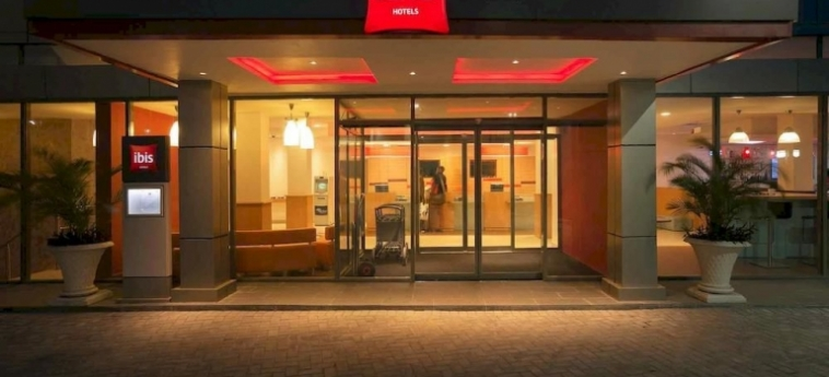 Hotel Ibis Lagos Ikeja: Anfiteatro LAGOS