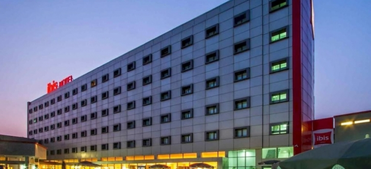 Hotel Ibis Lagos Ikeja: Entrata LAGOS