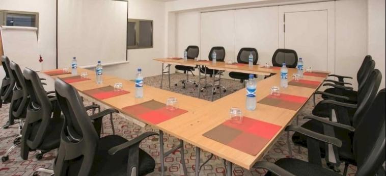 Hotel Ibis Lagos Ikeja: Salle de Réunion LAGOS