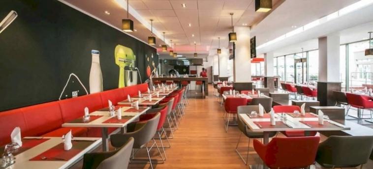 Hotel Ibis Lagos Ikeja: Restaurant LAGOS