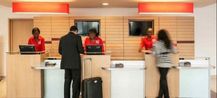 Hotel Ibis Lagos Ikeja: Studio Apartment LAGOS