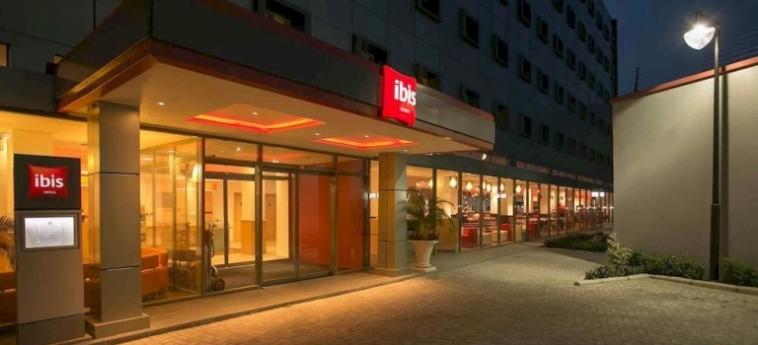 Hotel Ibis Lagos Ikeja: Villa detail LAGOS
