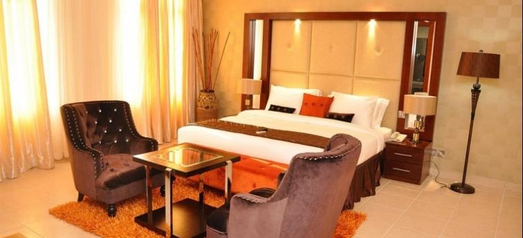 Palazzo Dumont Hotel: Environnement LAGOS