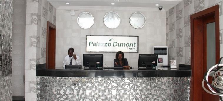 Palazzo Dumont Hotel: Piscine Découverte LAGOS