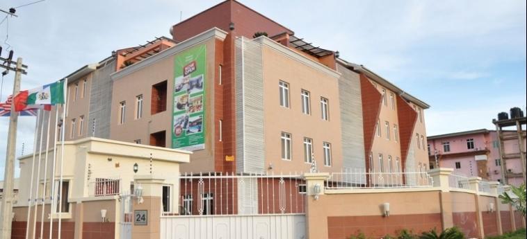 Palazzo Dumont Hotel: Reception LAGOS