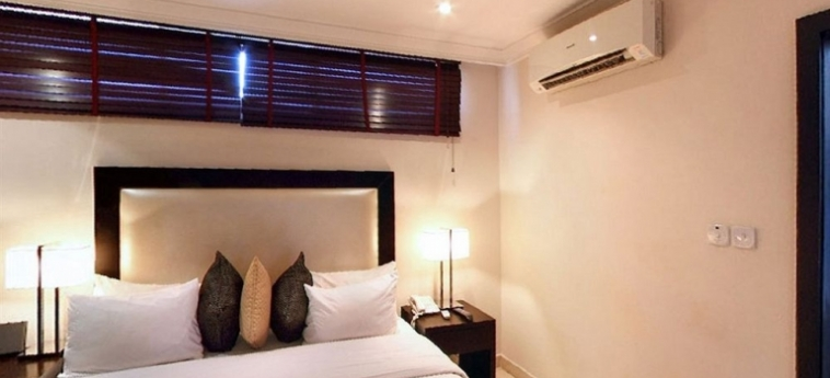 S&s Hotels And Suites: Business Centre LAGOS