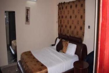 Hotel Travelodge Ikeja: Chambre LAGOS