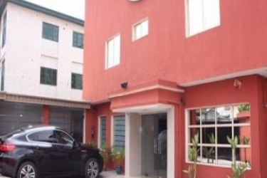 Hotel Travelodge Ikeja: Exterieur LAGOS