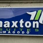 MAXTON SUITES MAGODO 2 Estrellas