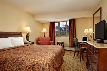 Hotel Lake Louise Inn: Camera degli ospiti LAKE LOUISE