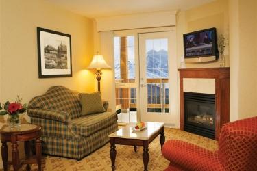 Hotel Lake Louise Inn: Camera Suite LAKE LOUISE