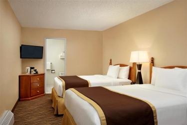 Hotel Lake Louise Inn: Dettaglio dell'hotel LAKE LOUISE