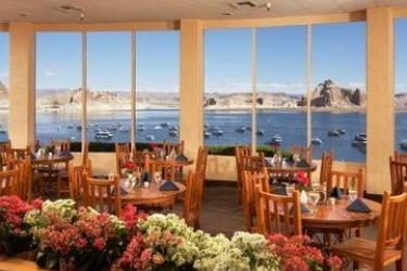 Hotel Lake Powell Resorts & Marinas: Restaurante LAKE POWELL (AZ)