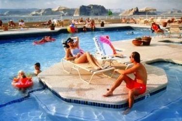 Hotel Lake Powell Resorts & Marinas: Swimming Pool LAKE POWELL (AZ)