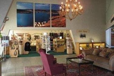 Hotel Quality Inn At Lake Powell: Hall LAKE POWELL (AZ)