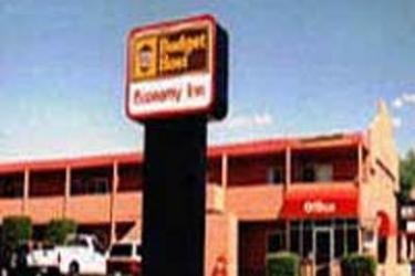 Hotel Budget Host: Exterior LAKE POWELL (AZ)
