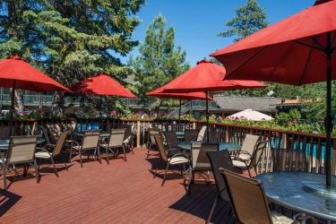 Best Western Station House Inn: Außen LAKE TAHOE (CA)