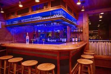 Best Western Station House Inn: Bar LAKE TAHOE (CA)