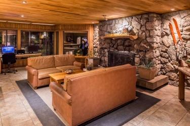 Best Western Station House Inn: Lobby LAKE TAHOE (CA)