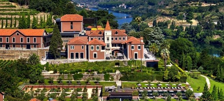 Hotel Six Senses Douro Valley: Esterno LAMEGO