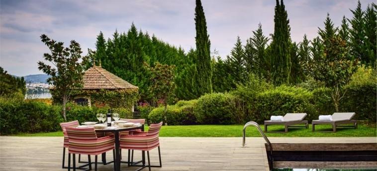 Hotel Six Senses Douro Valley: Giardino LAMEGO