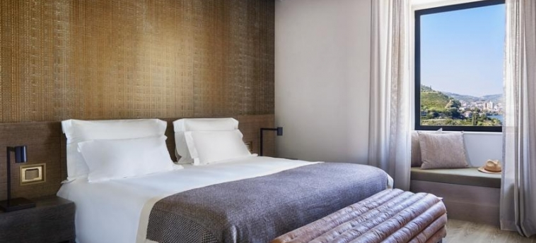 Hotel Six Senses Douro Valley: Chambre Double LAMEGO