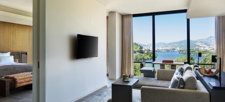 Hotel Six Senses Douro Valley: Living Room LAMEGO