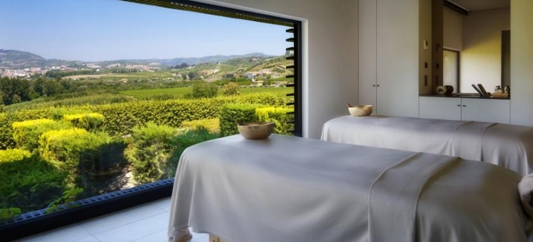 Hotel Six Senses Douro Valley: Spa LAMEGO