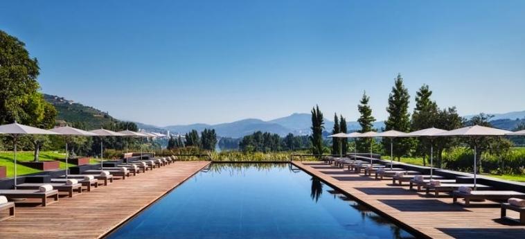 Hotel Six Senses Douro Valley: Swimming Pool LAMEGO