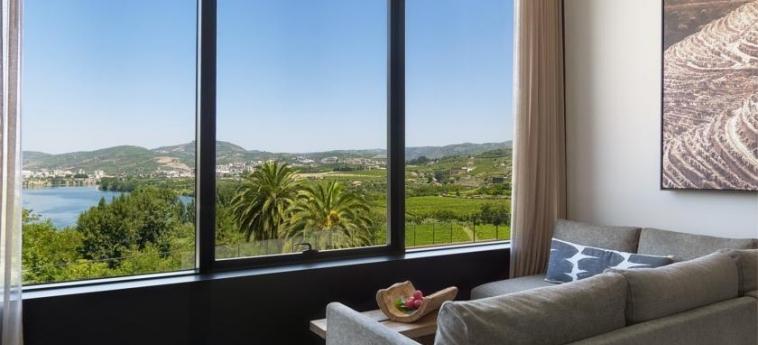 Hotel Six Senses Douro Valley: Vue LAMEGO