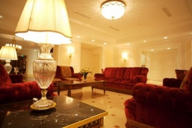 Hotel Ashley: Hall LAMEZIA TERME - CATANZARO