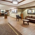 HOLIDAY INN EXPRESS HOTEL & SUITES LANDER 2 Sterne