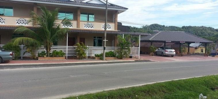 Hotel Cenang Memories Motel: Außen LANGKAWI