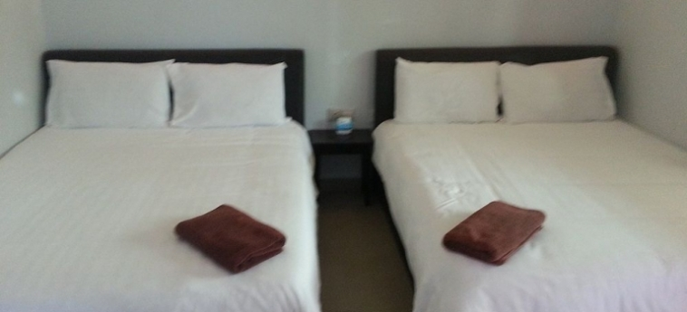 Hotel Cenang Memories Motel: Beheiztes Schwimmbad LANGKAWI