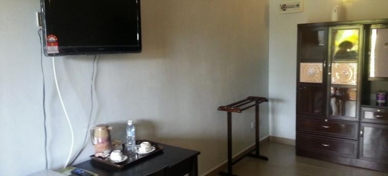 Hotel Cenang Memories Motel: Health Club LANGKAWI