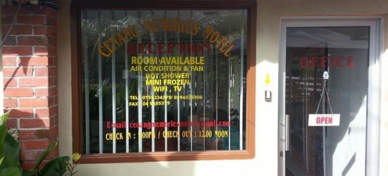 Hotel Cenang Memories Motel: Internet Point LANGKAWI