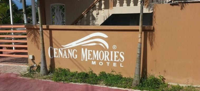Hotel Cenang Memories Motel: Ruheraum LANGKAWI
