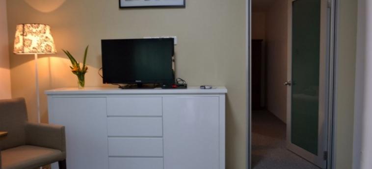 Hotel The Ocean Residence: Apartamento de dos piezas LANGKAWI
