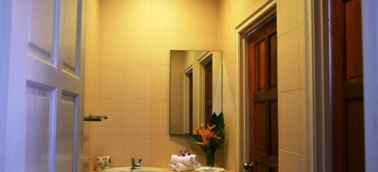 Hotel The Ocean Residence: Carpa LANGKAWI